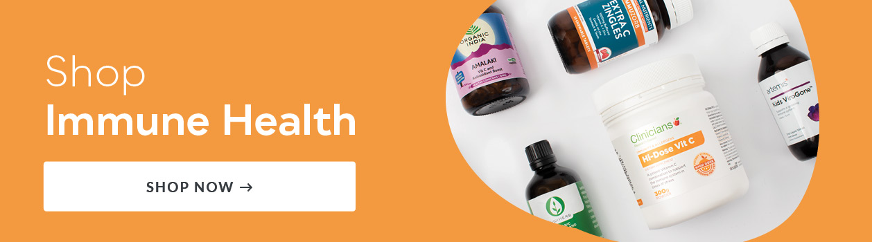 Shop All Immune Support