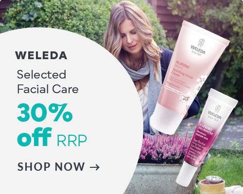 Weleda Facial Care Range Sale