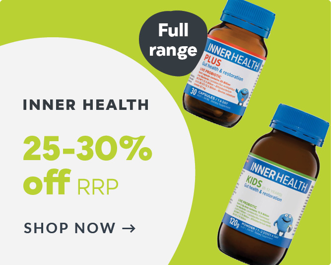 Inner Health Discount Off RRP