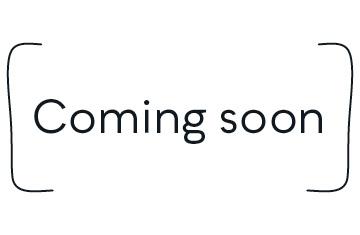 Product range coming soon