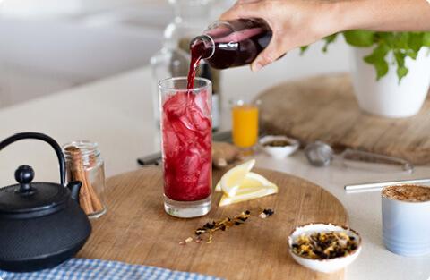 Teas, Drinks & Tonics