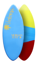 Victoria Morgan Just Pro Model Skimboard