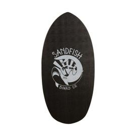 """Sandfish White Traction 35"""" Woody Cruiser"""