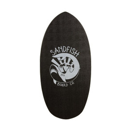 "Sandfish White Traction 45"" Woody Cruiser"