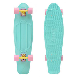 "Penny Pastel Mint 27"" Deck Only"