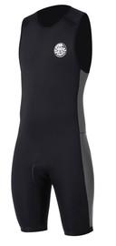 Rip Curl Aggrolite 2mm Short John Large Wetsuit