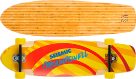 Seismic Groundswell 34.5″ x 9.25″ Deck