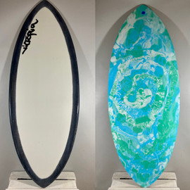 Victoria M Lift Shape #083 E-Glass Skimboard