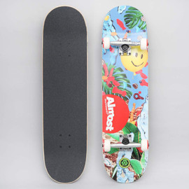 ALMOST 8.125 TWENTY20 FP COMPLETE SKATEBOARD