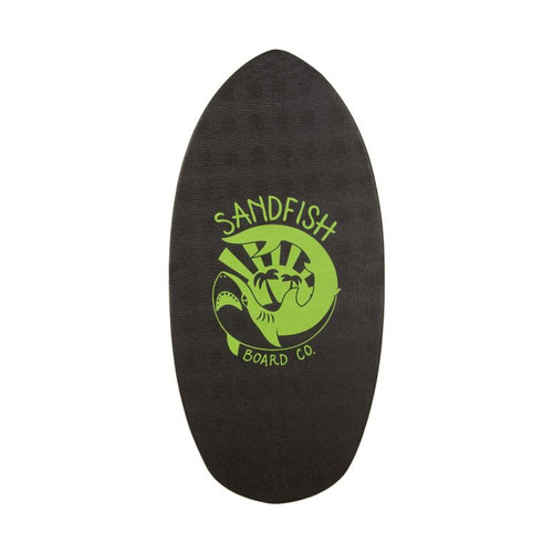 "Sandfish Green Traction 35"" Woody Cruiser"