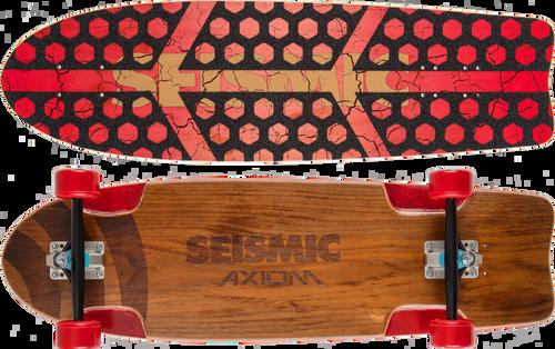 """Seismic Axiom 32"""" x 9.375"""" Deck"""