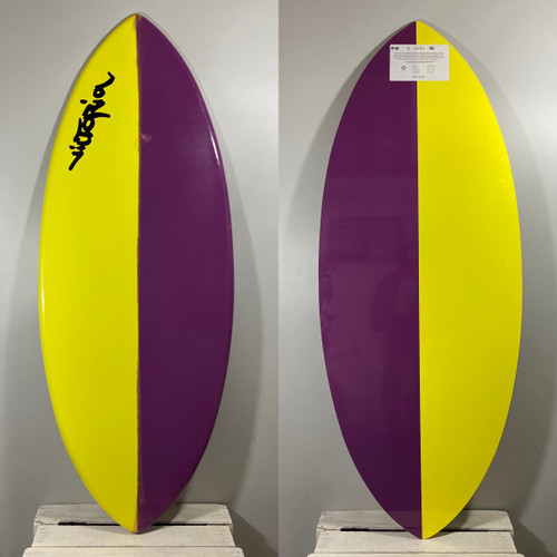 Victoria S Lift Shape #081E-Glass Skimboard