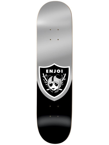 Oaktown Black Enjoi Deck 8.0