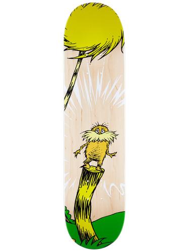 Almost Dr. Seuss Mid Natural Deck 7.375 x 29.8