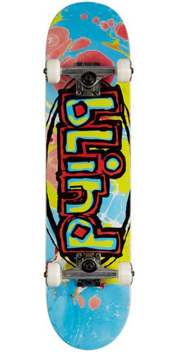 "Blind Og Oval FP Premium Prebuilt Skateboard Complete - Multi - 7.625"""