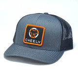 CCG Patch Hat - Charcoal / Black