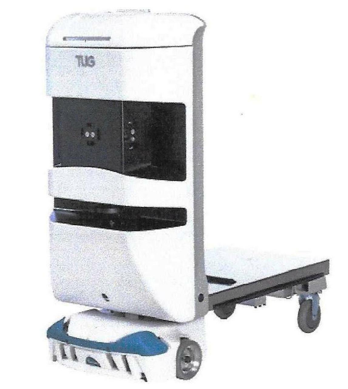 Aethon TUG Exchange  Autonomous Mobile Robot #5