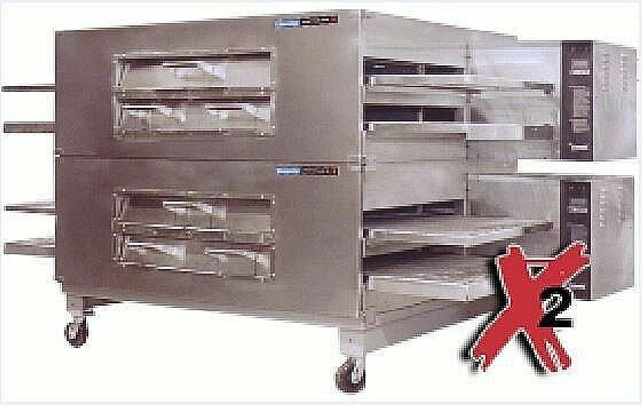 Natural Gas Commercial Conveyor Oven Lincoln Impinger X2 3262-2