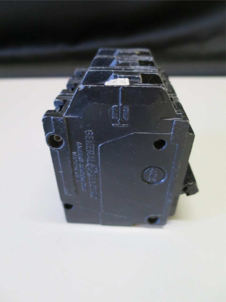 GE  3 Pole 20 Amp Take-Out Snap-In Circuit Breaker 240V