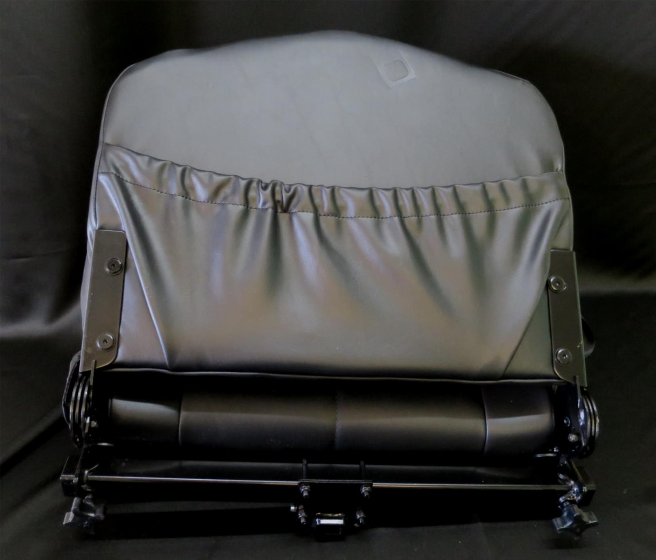 Universal Bariatric Swivel Scooter Seat w/o Armrests