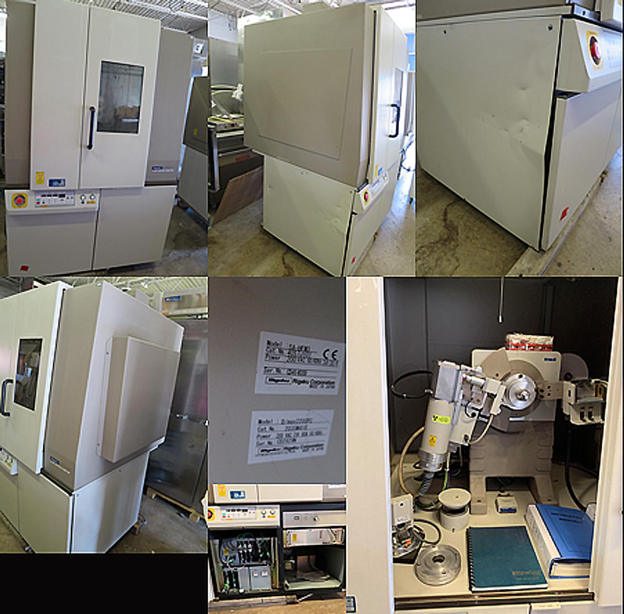 Lot of 2 Rigaku Ultima III X-Ray Diffractometer D/Max-2200 and SA-HFM3