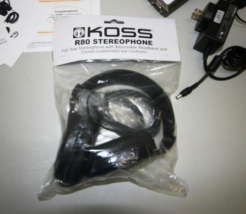 GlobalMed CareTone Ultra Telephonic Stethoscope Receiver Telemedicine GMD5022001