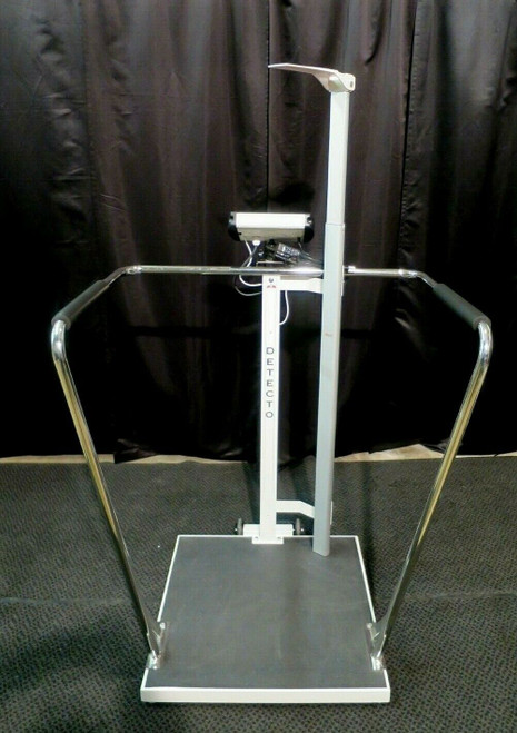 Detecto Digital Bariatric Scale 6857DHR