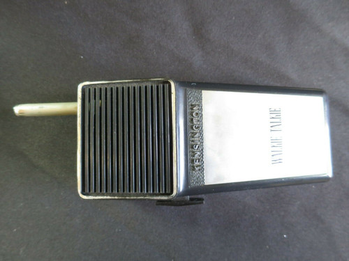 60s? Pair of Vintage Kensington Walkie Talkie ~ PARTS OR REPAIR