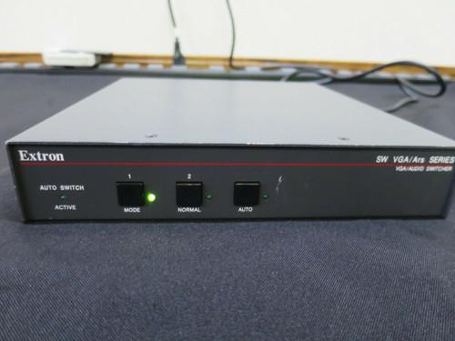 VGA/Audio Switcher Extron SW2 VGA/Ars Series