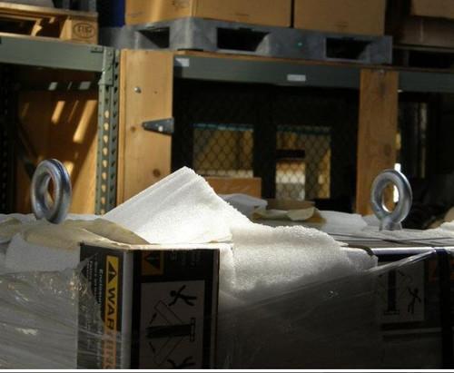 """Hoffman/Pentair Free Standing Fiberglass 4X Enclosure A-722525FGFS 72"""" x 25"""" x 2"""