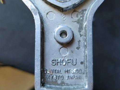 Lot of 8 Dental Articulators Shofu Handy