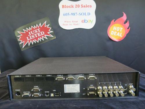 PRESENTATION SYSTEM POINTMAKER PVI-83DU w/ Rack Mount