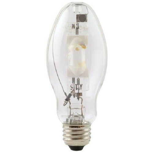 Lot of 4 GE 100W MVR/100/U/MED Multi-Vapor Lamp Bulbs 12652