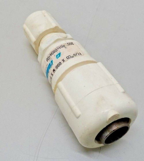 "1 1/8""OD x 099 W x 5/8""OD x 090 W Reducing Compression Coupling"