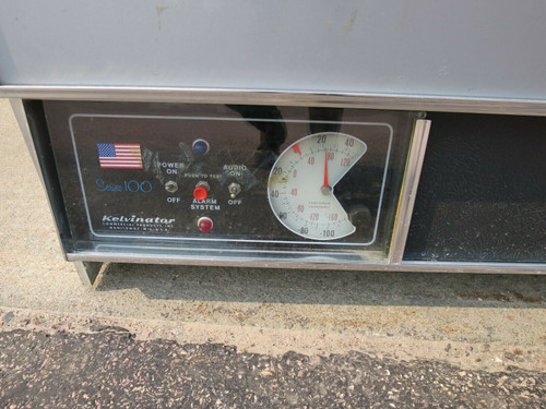 Vintage Kelvinator Series 100 Lab Freezer UC110-1