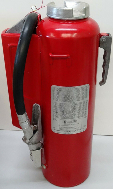 Ansul RED LINE Fire Extinguisher, Type II Class 2 Size 20 Type BC