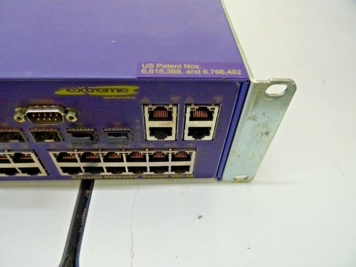 Extreme Networks Summit 300-48 10/100 Ethernet Switch 15402
