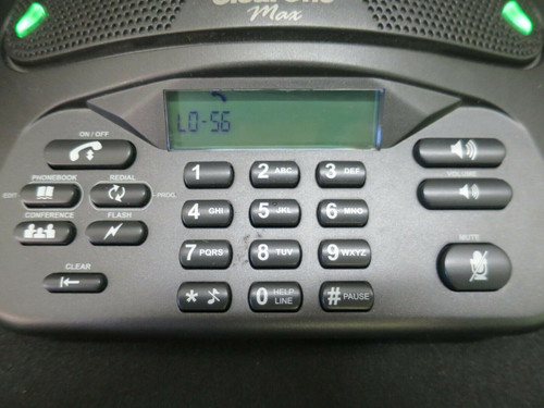 ClearOne MAX EX Wired Expandable Conference Phone System