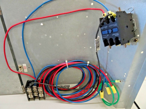 TRANE BAYHTRU409A Electric Heating Kit for Packaged Rooftop Commercial Units