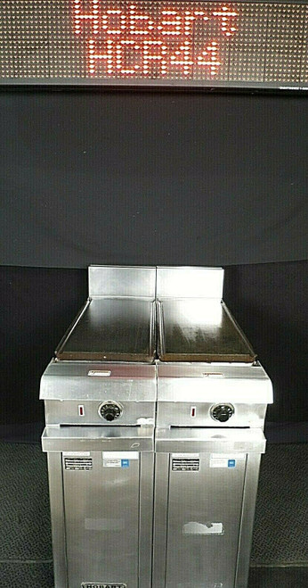 Electric Burner Cast Iron Hot Top Heavy Duty Hobart