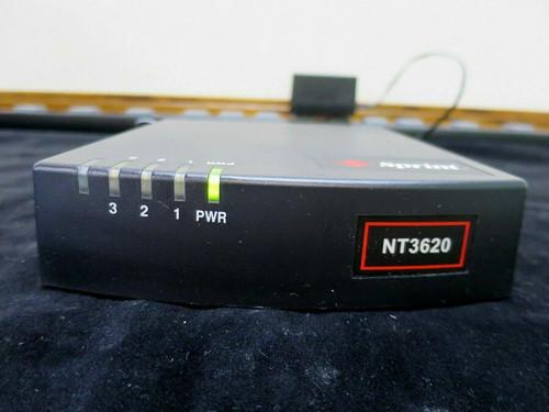 Triple NT1 Interface Sprint NT3620