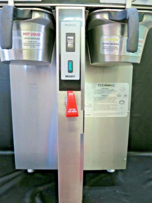Fetco  Twin 1.5 Gal. High Volume Thermal Coffee Brewer