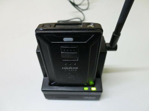 """L3 Communications MV-VLP-DS-P VoiceLink Plus Kit (40"""" mic-no battery/belt clip)"""