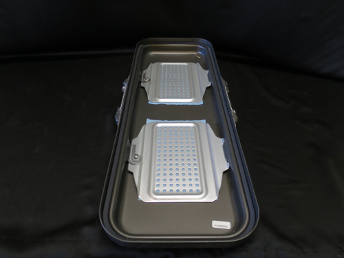 V. Mueller Genesis Sterilization Large Narrow Perforated Lid