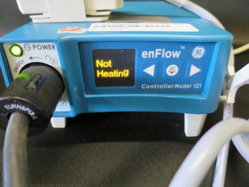 GE enFlow 121 IV Fluid Blood Warmer W/Controller