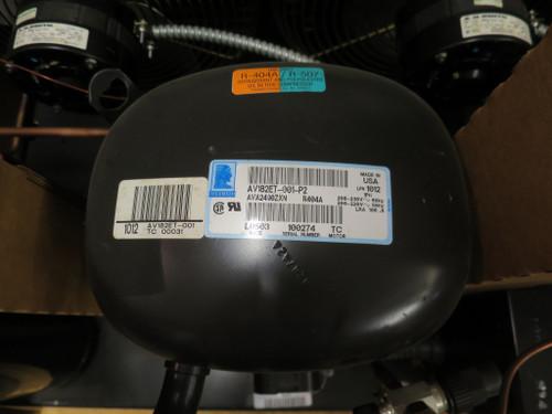 Tecumseh R404A Low Temp Condensing Unit AVA2512ZXNXM