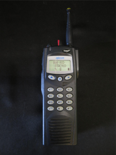 MACOM HARRIS/TYCO  P7100 IP Portable 2-Way Radio #3