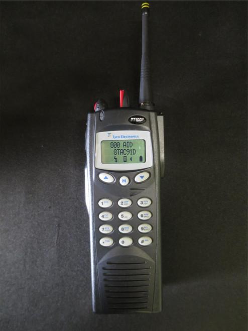 MACOM HARRIS/TYCO  P7100 IP Portable 2-Way Radio #4