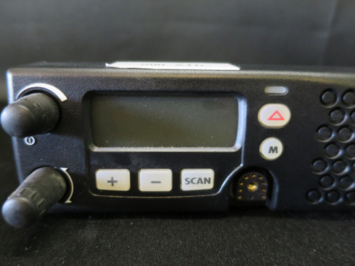 MACOM KRD 103 143/21 Car Mobile Two-Way Radio
