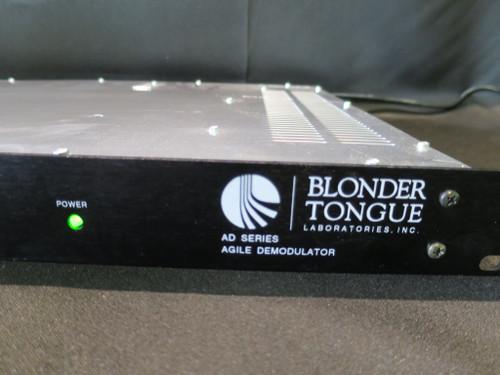 Blonder Tongue Agile Demodulator AD-1